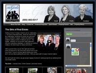 The Girls of Real Estate - Website